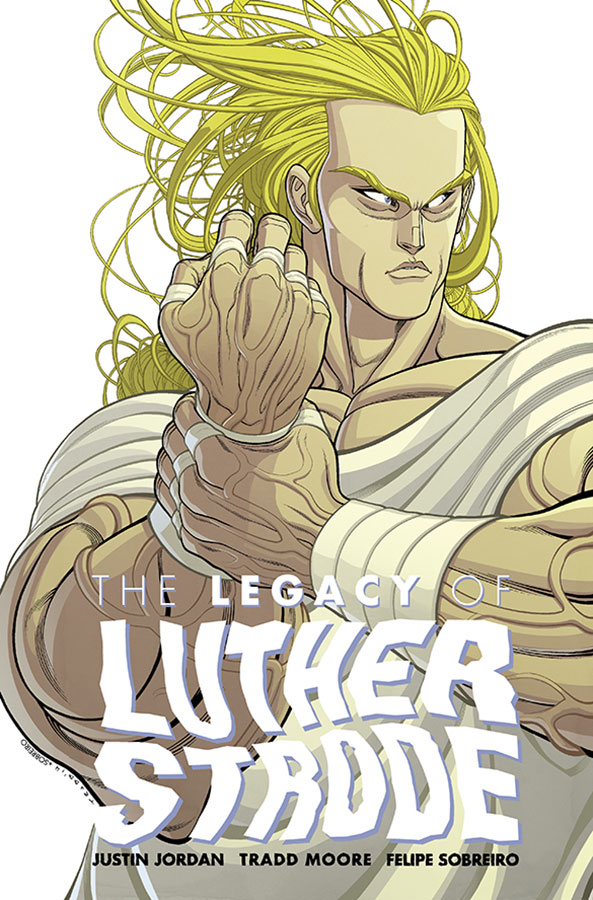 LegacyLutherStrode_01_1 The LEGACY OF LUTHER STRODE marks the final chapter
