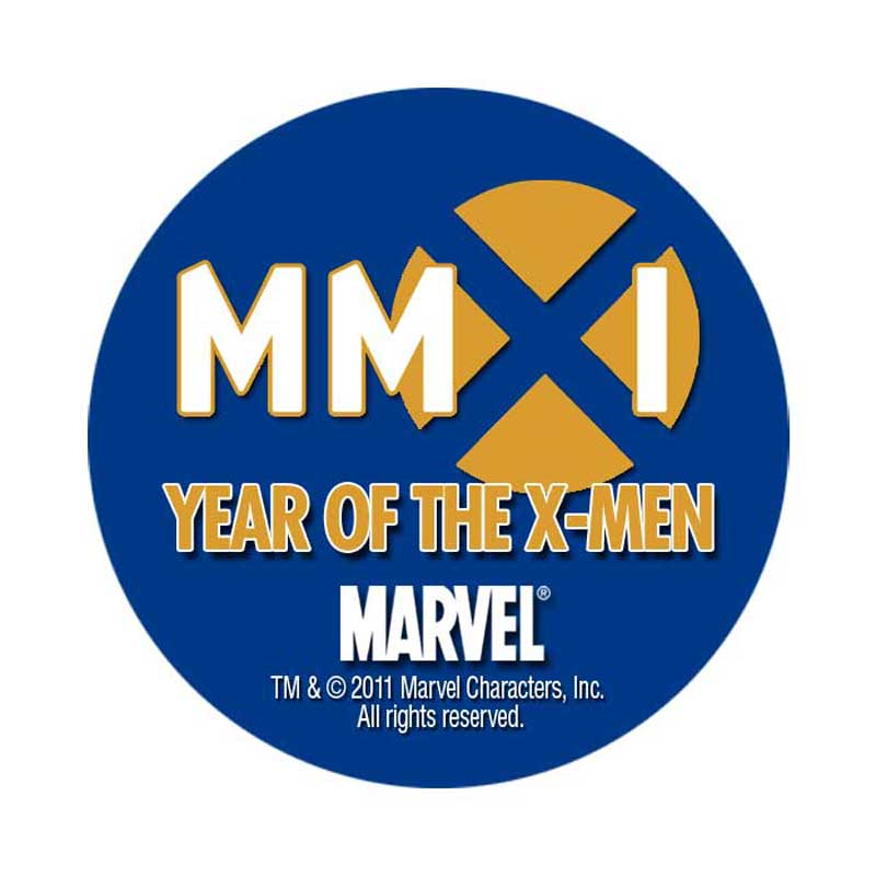 MMXI_Button Marvel announces great C2E2 2011 giveaways
