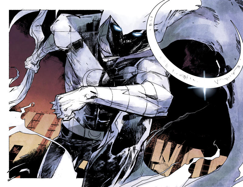 MOON_KNIGHT_1_Preview3 First Look at MOON KNIGHT #1