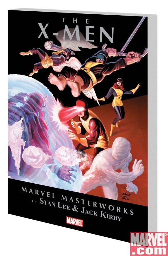 MarvelMasterworks_X-Men_Vol1_Cover Marvel Continues 70th Anniversary Celebration