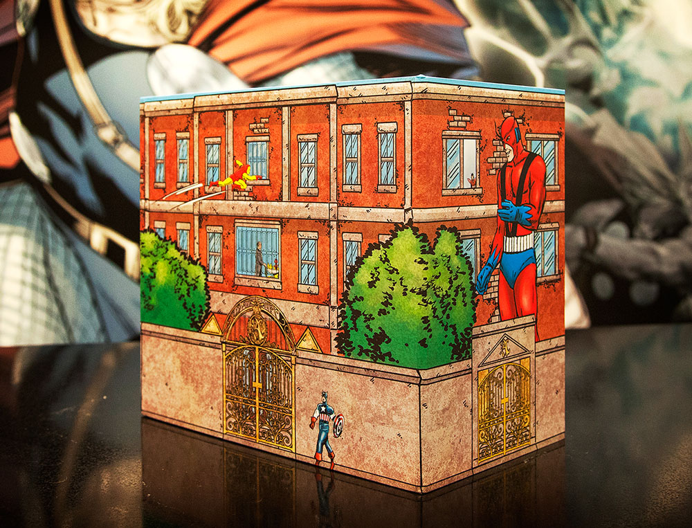Marvel_Famous_Firsts1 MARVEL MASTERWORKS SLIPCASE SET appropriates new edition