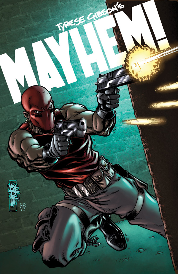 Mayhem01_Cover Tyrese Gibson And Image Comics Unleash Mayhem This August