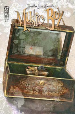 MusicBox_Issue1_cover IDW To Release Jennifer Love Hewitt's The Music Box November 2009