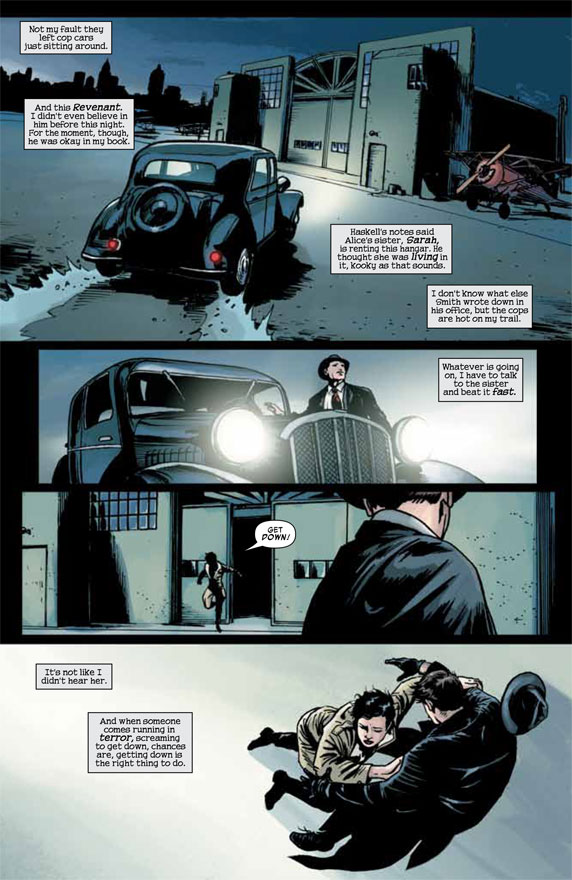MysteryMen_1_Preview4 First Look at the mysterious MYSTERY MEN