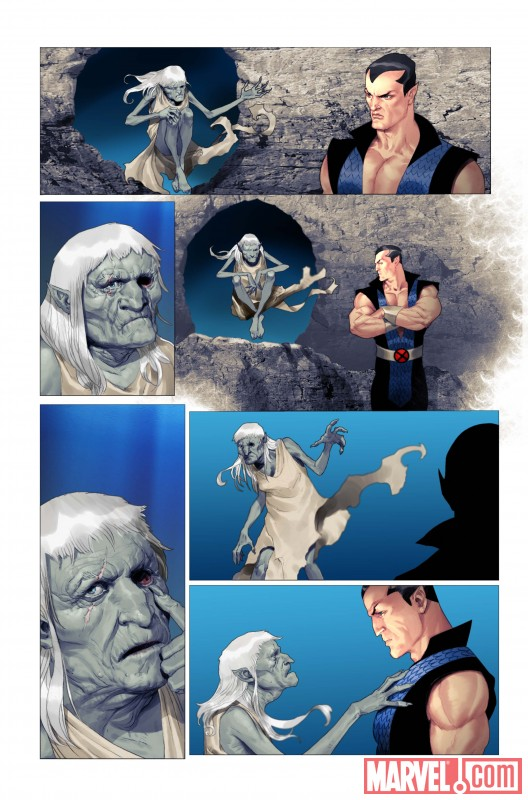 NAMORFM_1_Preview2 First Look At NAMOR: THE FIRST MUTANT #1