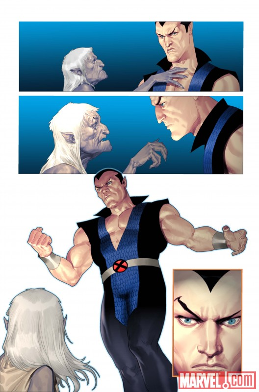 NAMORFM_1_Preview3 First Look At NAMOR: THE FIRST MUTANT #1