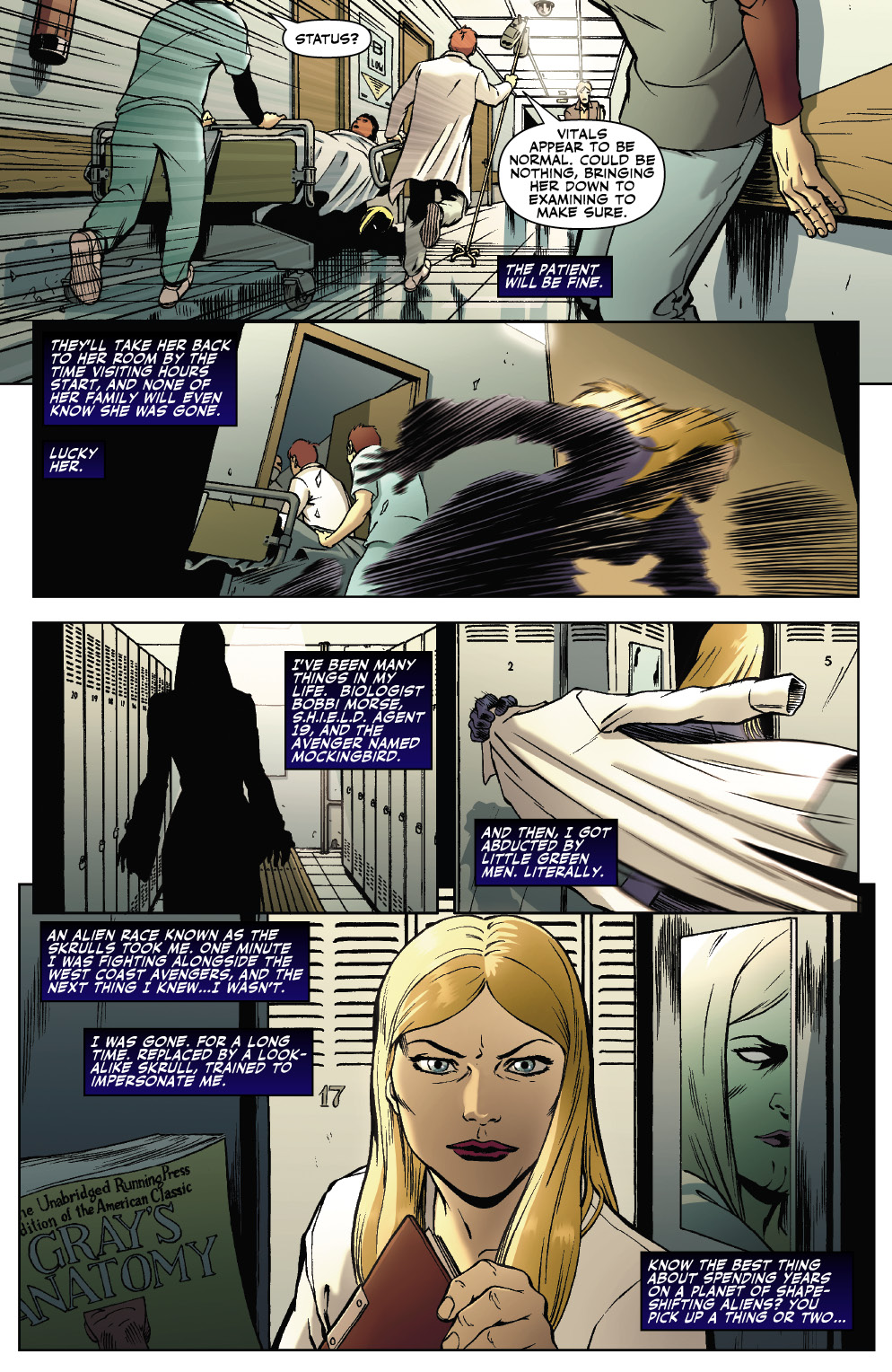 NAVNRprvw3 New Avengers The Reunion #1 Preview