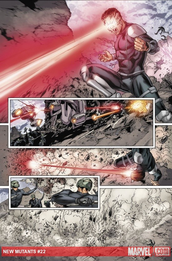 NEWMUT_22_PREVIEW3 First Look at AGE OF X: CHAPTER TWO