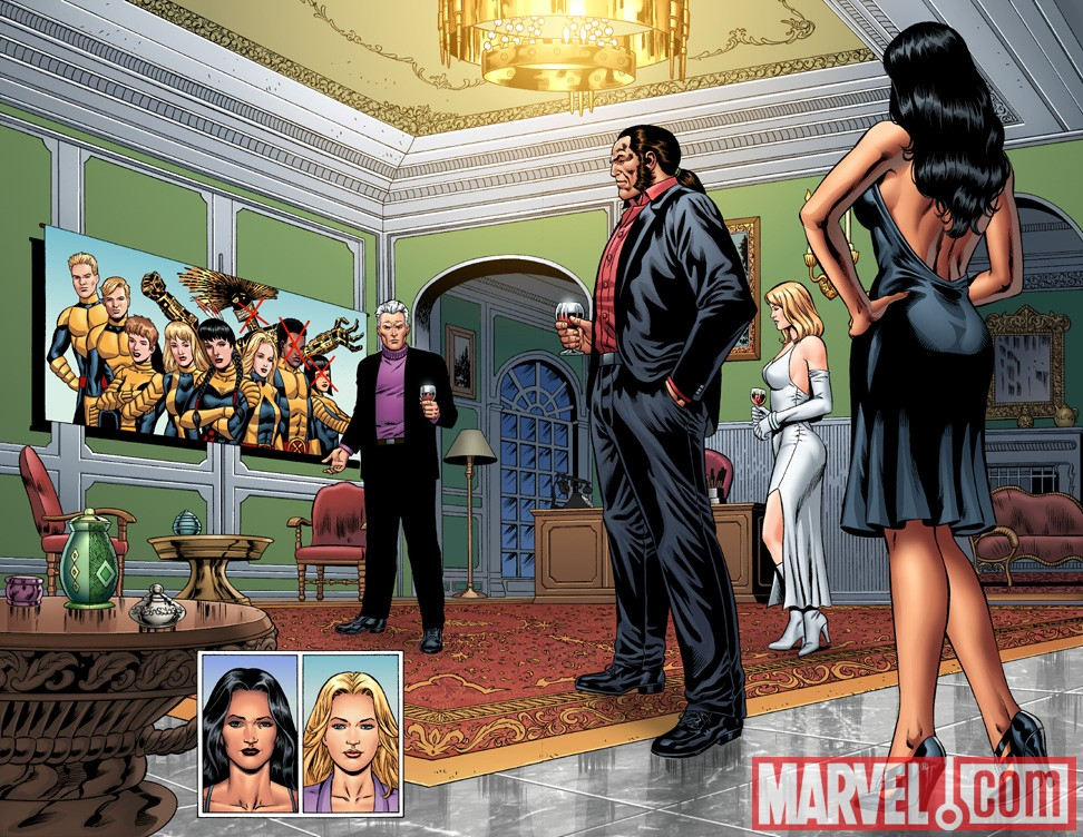 NMFOREV_1_Preview1 First Look At NEW MUTANTS FOREVER #1
