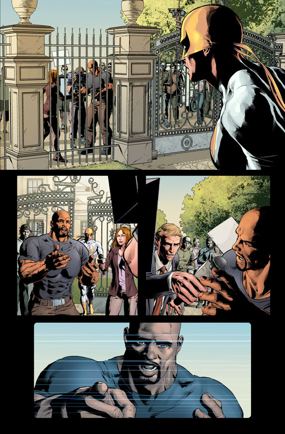 NewAvengers_24_Preview1 First Look at NEW AVENGERS #24