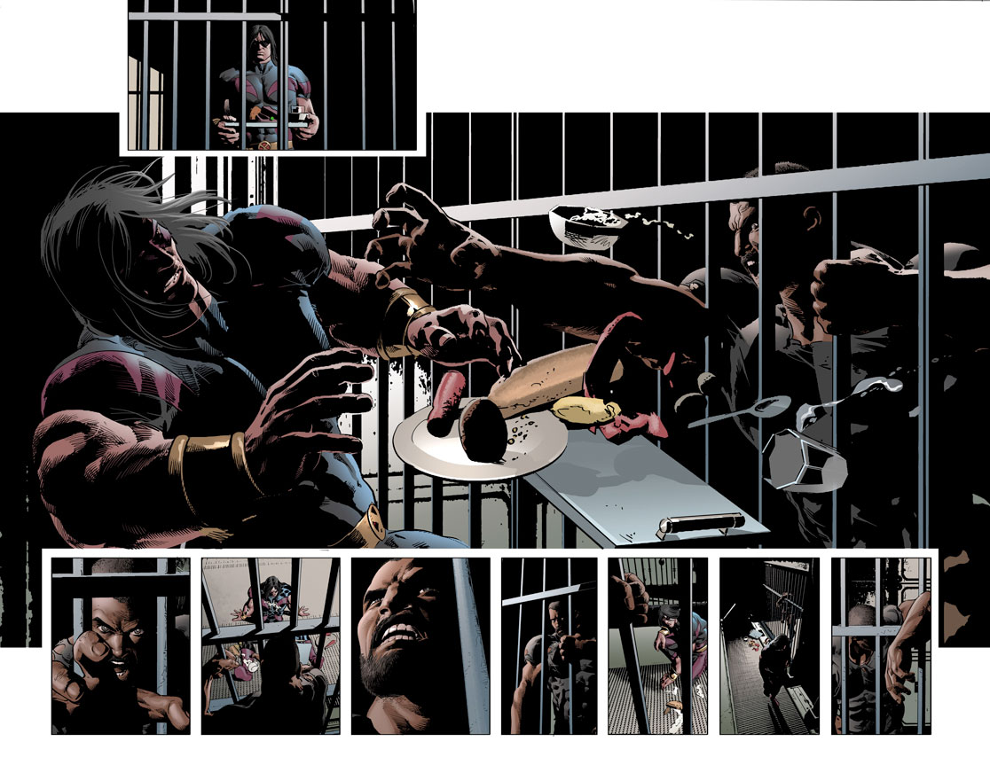 NewAvengers_28_Preview3 First Look at NEW AVENGERS #28