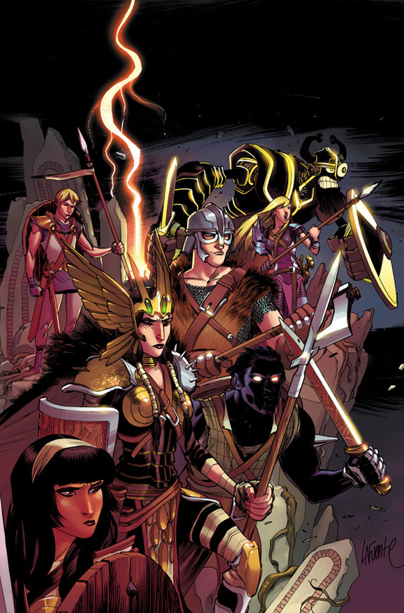 NewMutants_29_Cover NEW MUTANTS battle in the Nine Worlds during FEAR ITSELF