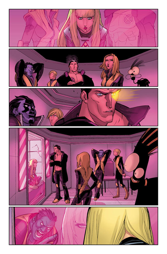 NewMutants_29_Preview3 First Look at NEW MUTANTS #29
