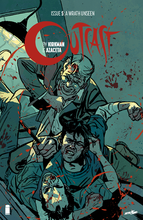 Outcast05_Cover_2ndPrinting OUTCAST BY KIRKMAN AND AZACETA sells out two more times