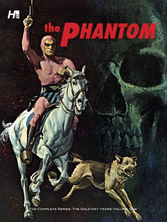 PhantomV1comicbooKreprintpromocvr Hermes Press to reprint vintage Phantom comic book