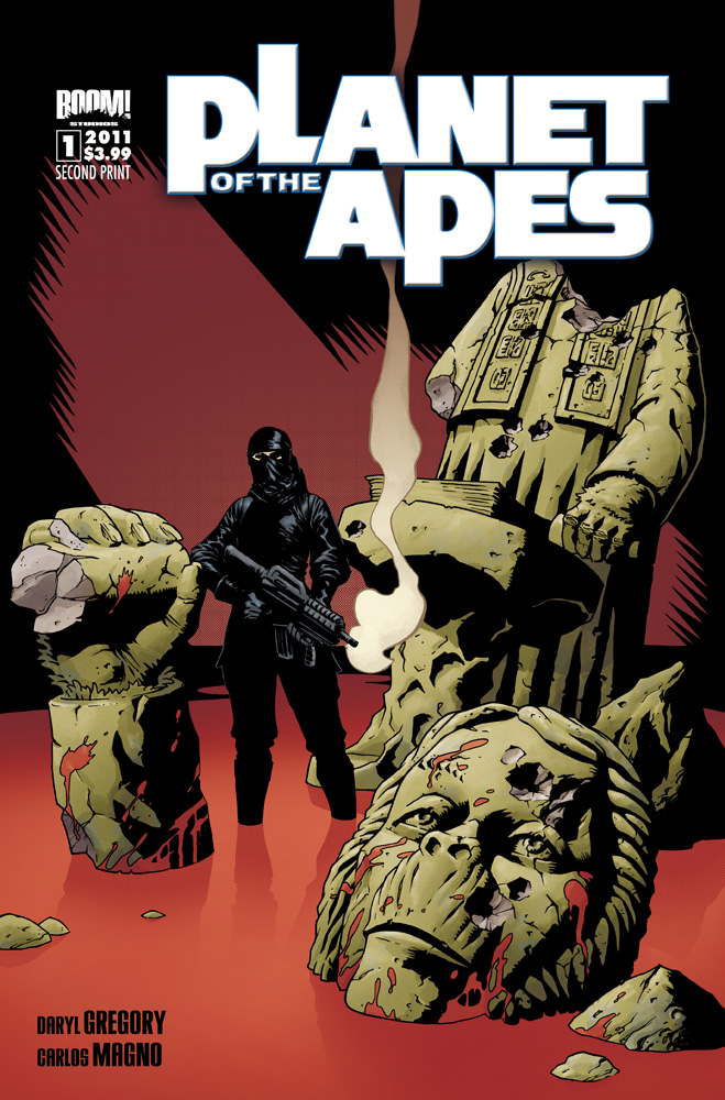PlanetOfTheApes_01_2ndPrint PLANET OF THE APES #1 earns 2nd printing