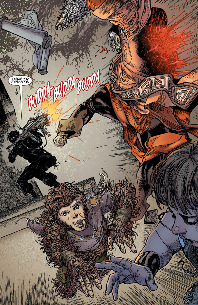 PlanetOfTheApes_01_Preview_Page_02 PLANET OF THE APES #1 earns 2nd printing