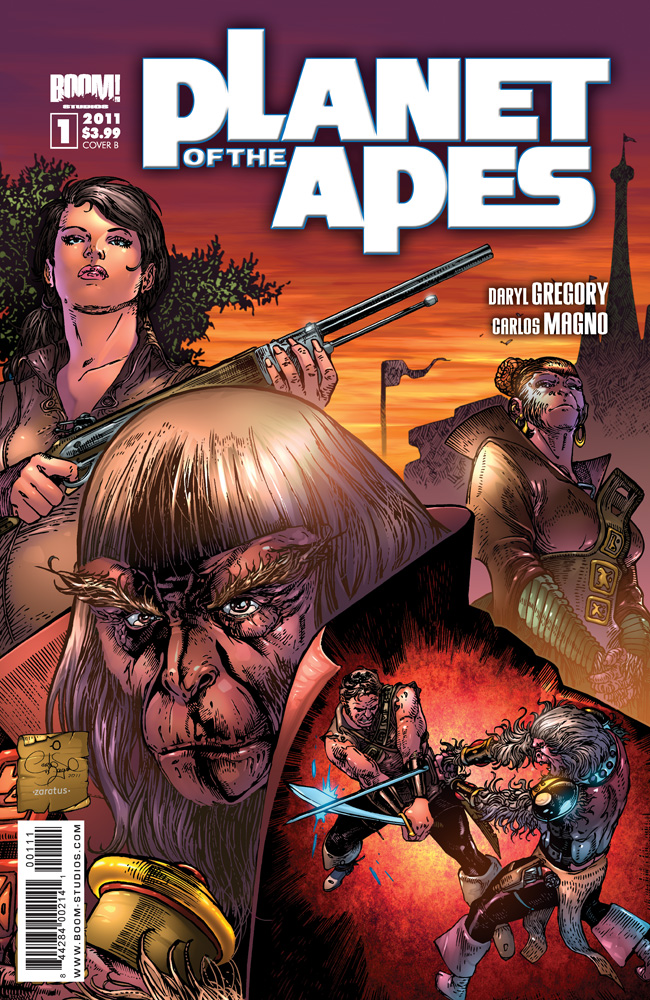 Planet_of_the_Apes_01_CVRB First look at PLANET OF THE APES #1