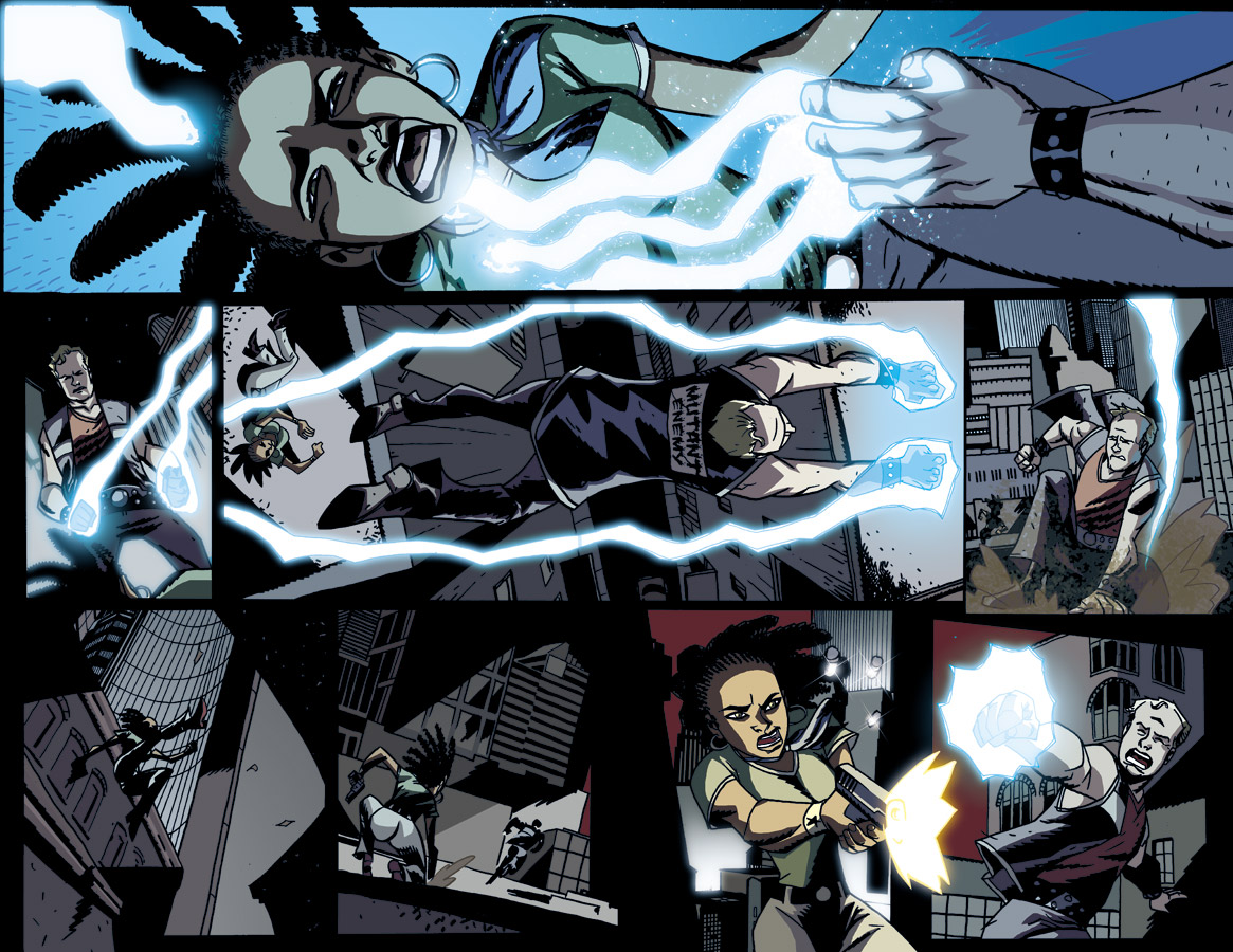 Powers_01_Preview1 Bendis and Oeming's Powers returns with all new series