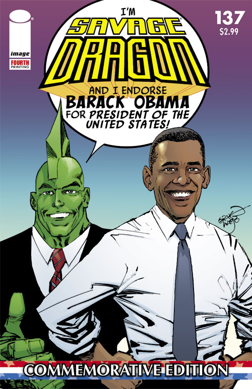 SD137_4thPtg Savage Dragon #137 Returns To Press For A Fourth And Final Time
