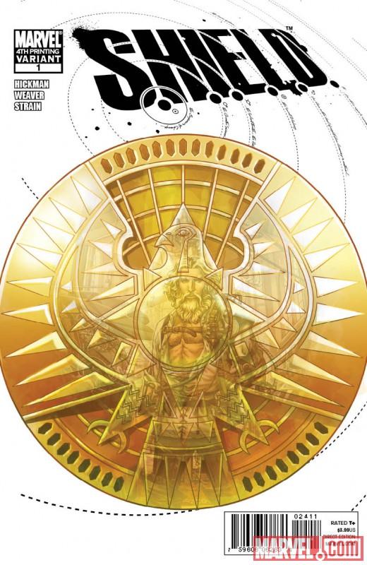 SHIELD_1_4THPTG S.H.I.E.L.D. #1 earns fourth printing