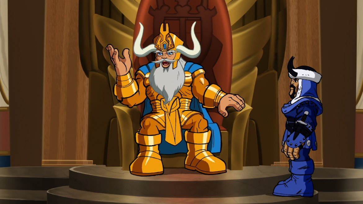 SHS-EP36-SCREENSHOT1 Meet The Real King Of Asgard on The Super Hero Squad Show