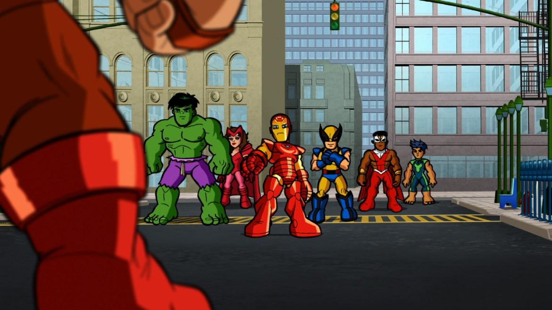 SHSEP38_PREVIEW1 Begun, this Wolverine Clone War has