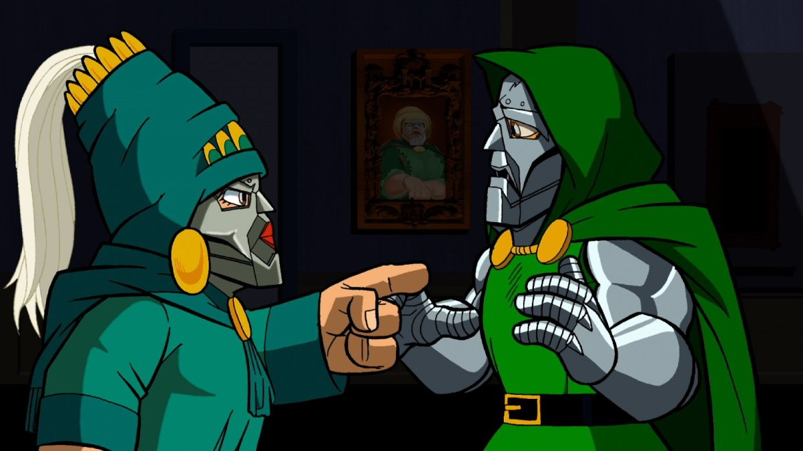 SHS_EP39_Preview3 Take a vacation to Latveria On The Super Hero Squad Show