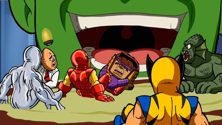 SHS_Episode10_Hulk The Super Hero Squad Show Goes Daily on Cartoon Network