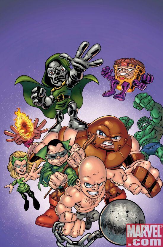 SHS_HeroUp_OneShot_VillainCover Marvel Announces SUPER HERO SQUAD: HERO UP! One-Shot