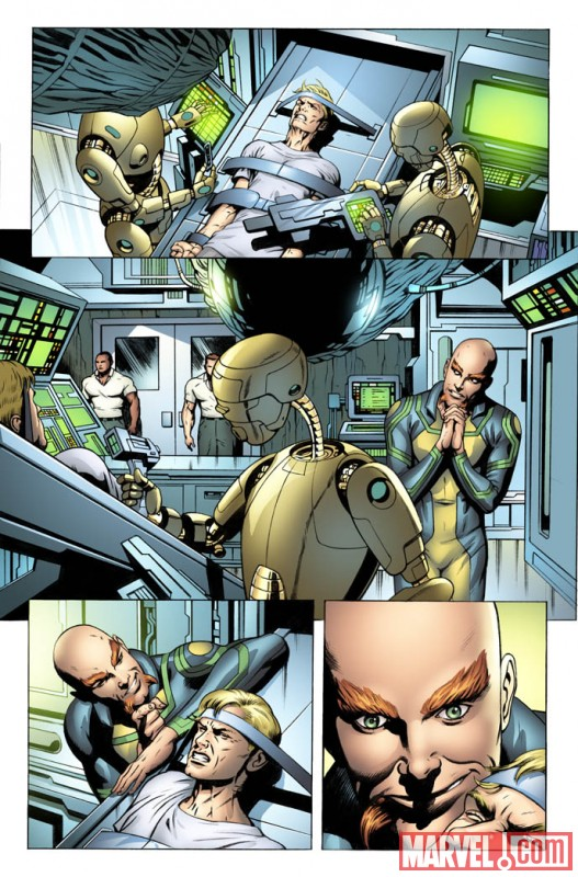 SRSUPERSOLD_3_Preview1 First Look At STEVE ROGERS: SUPER-SOLDIER #3