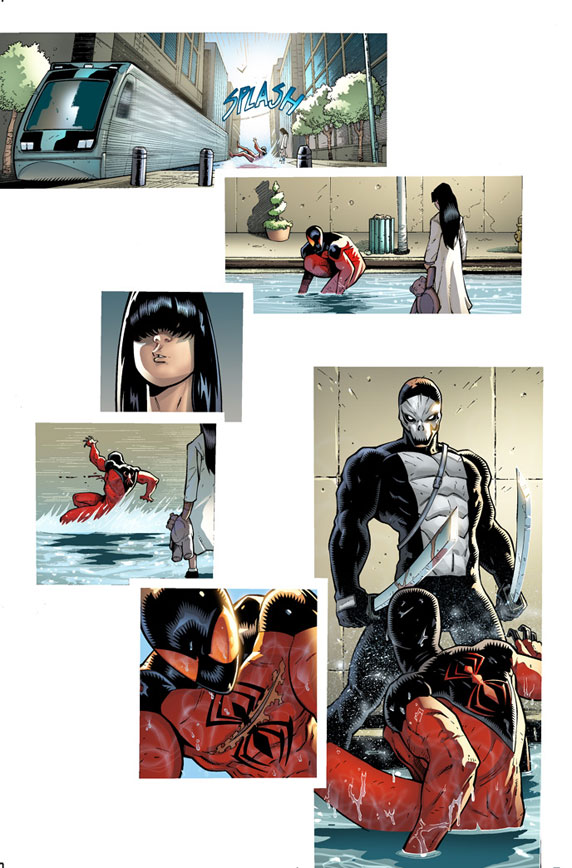 ScarletSpider_4_Preview4 First Look at SCARLET SPIDER #4