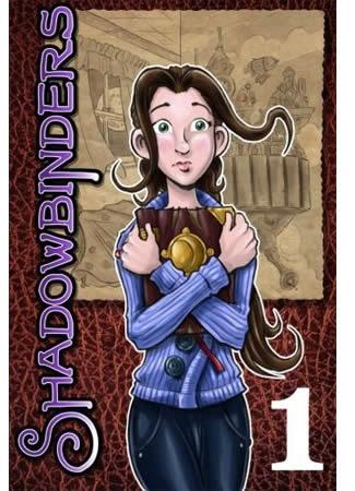 Shadowbinders_PR_r2_c2 Win a free copy of SHADOWBINDERS Volume 1