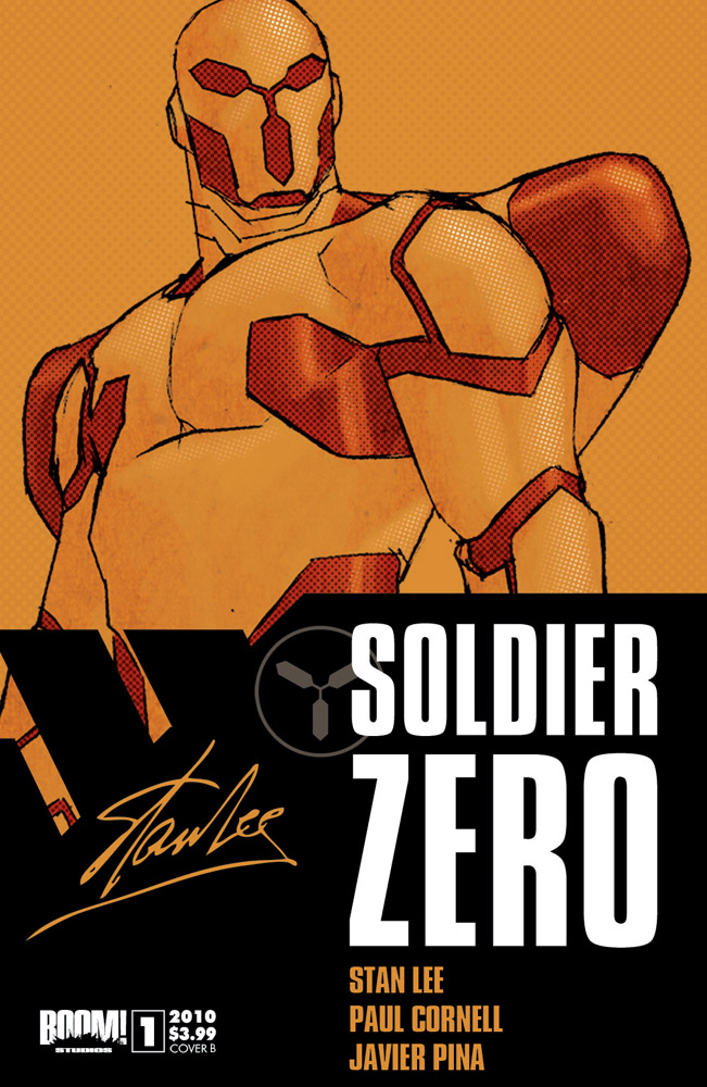 SoldierZero_CVRB All 7 STAN LEE'S SOLDIER ZERO #1 covers revealed