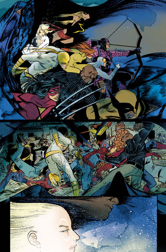 SpiderIsland_CloakAndDagger_1_Preview3 First Look at SPIDER-ISLAND: CLOAK AND DAGGER #1
