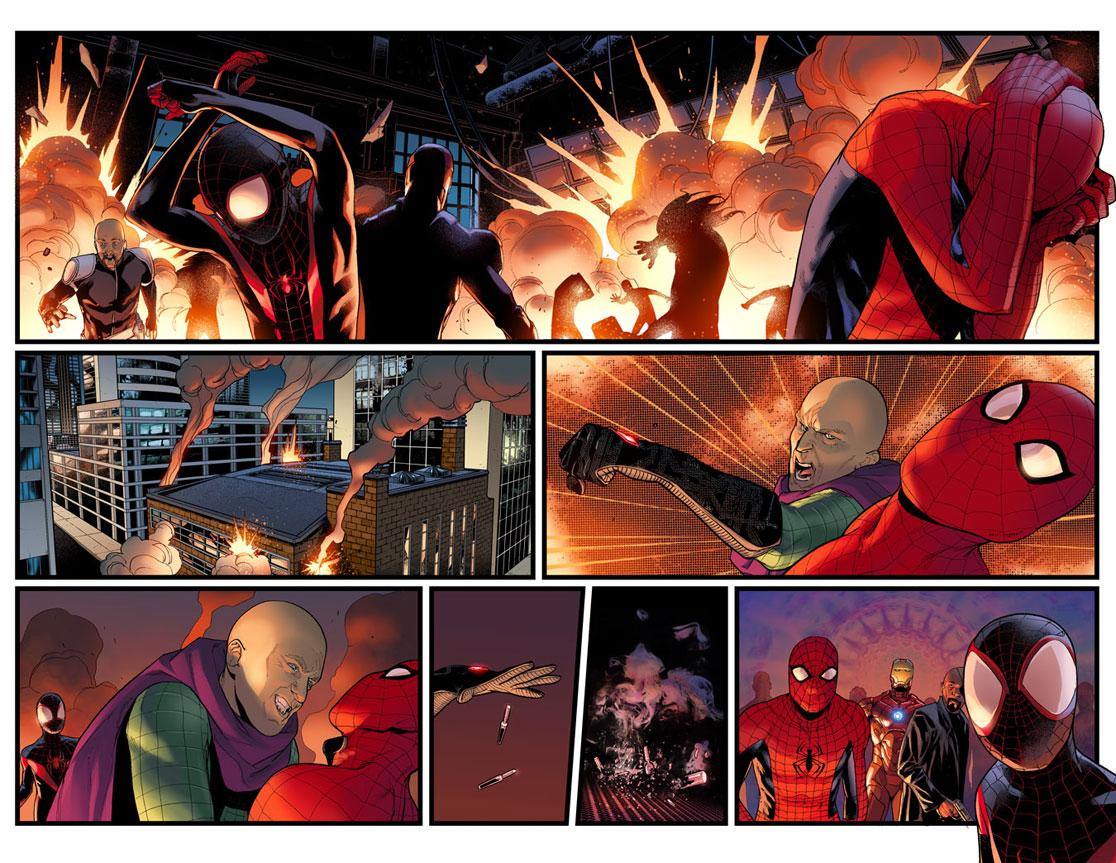SpiderMen_5_Preview2 First Look at SPIDER-MEN #5