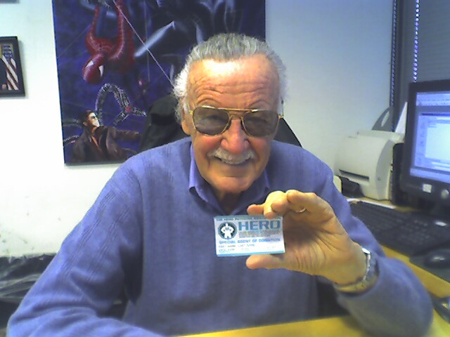 StanLeeHI Memberships To The Hero Initiative Are Now Available