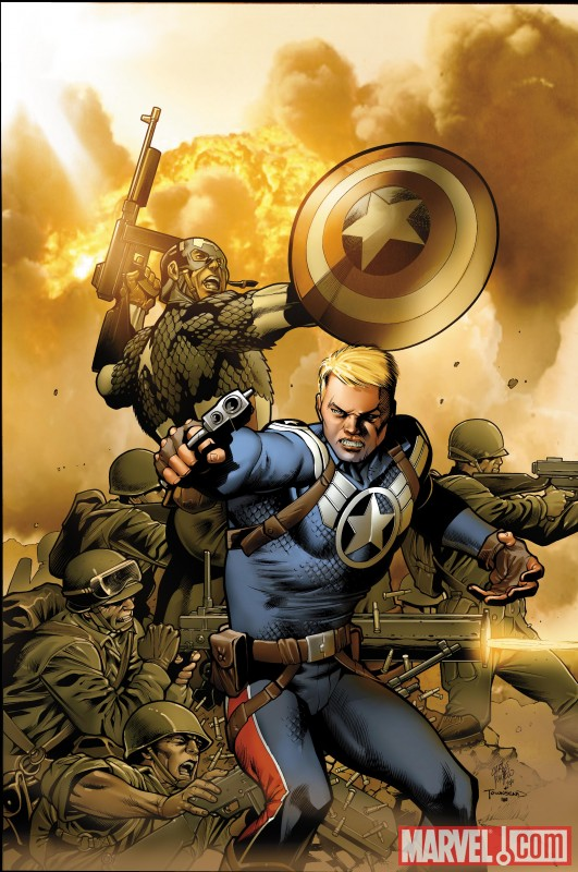 SteveRogers_SuperSoldier_01_PachecoCover Two new STEVE ROGERS SUPER SOLDIER #1 variants announced