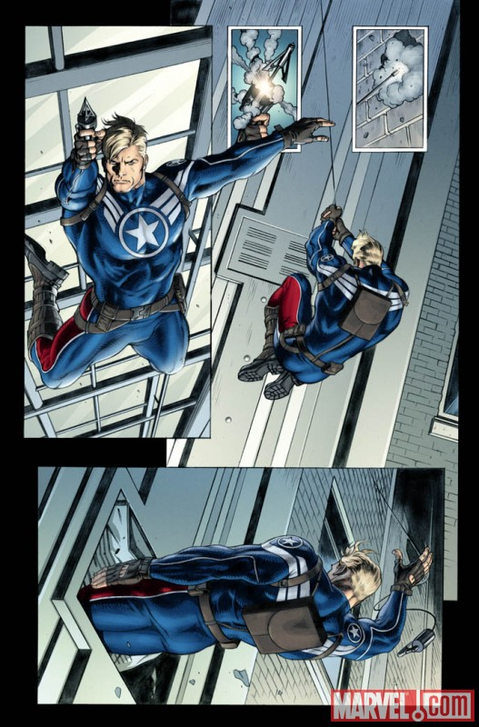 SteveRogers_SuperSoldier_01_Preview2 First Look At STEVE ROGERS SUPER-SOLDIER #1