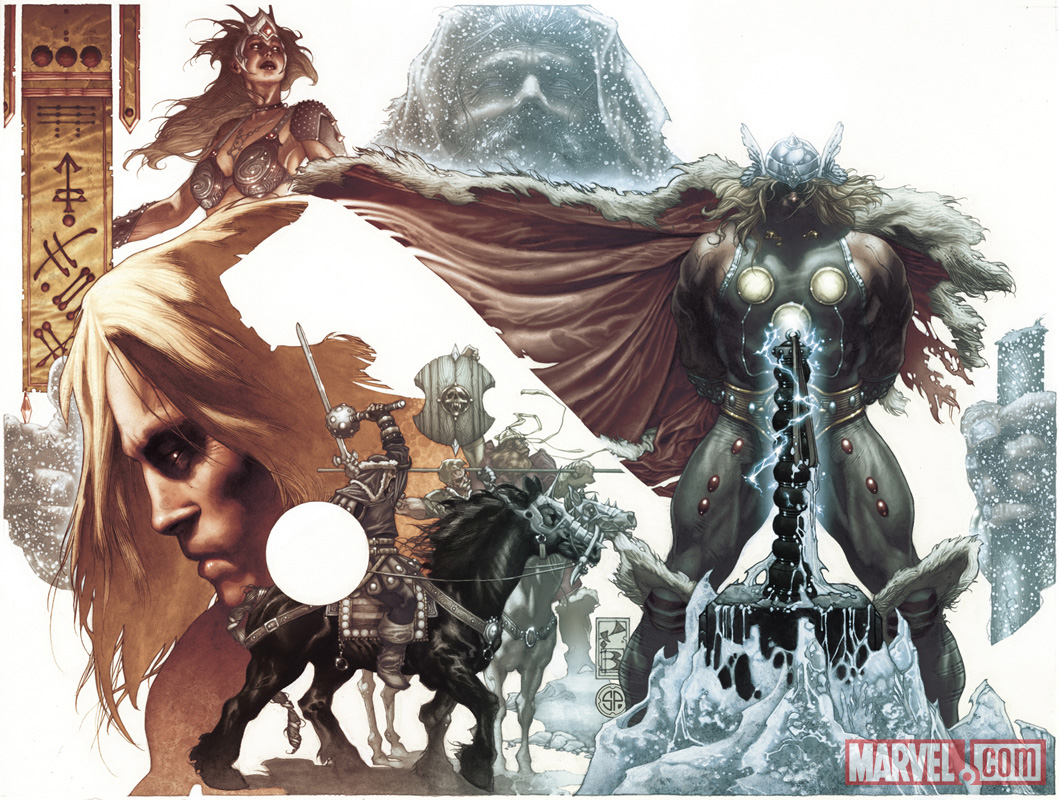 TFA_1_Cover First Look at THOR: FOR ASGARD #1