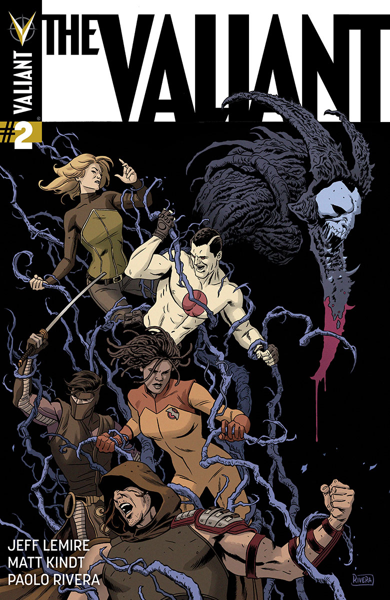 THE-VALIANT_002_COVER_RIVERA First Look at THE VALIANT #2