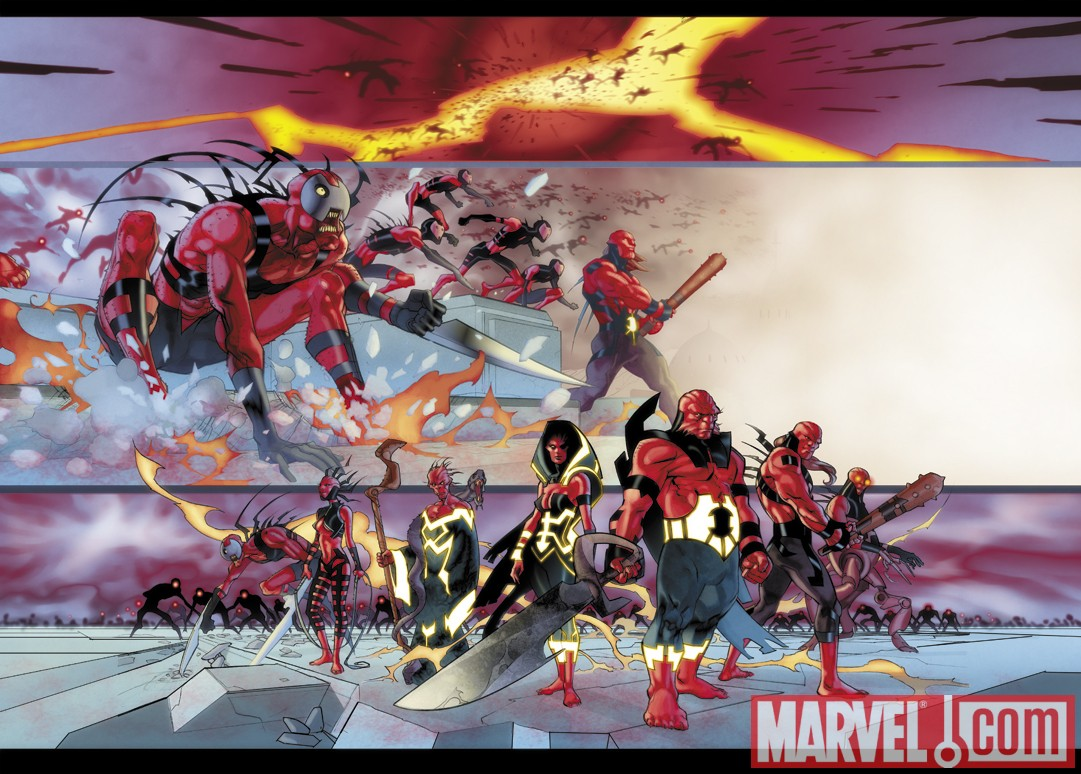 THOR_615__Preview2 New Look At THOR #615