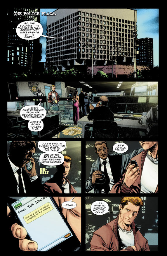 ThePunisher_1_Preview2 First Look at THE PUNISHER #1