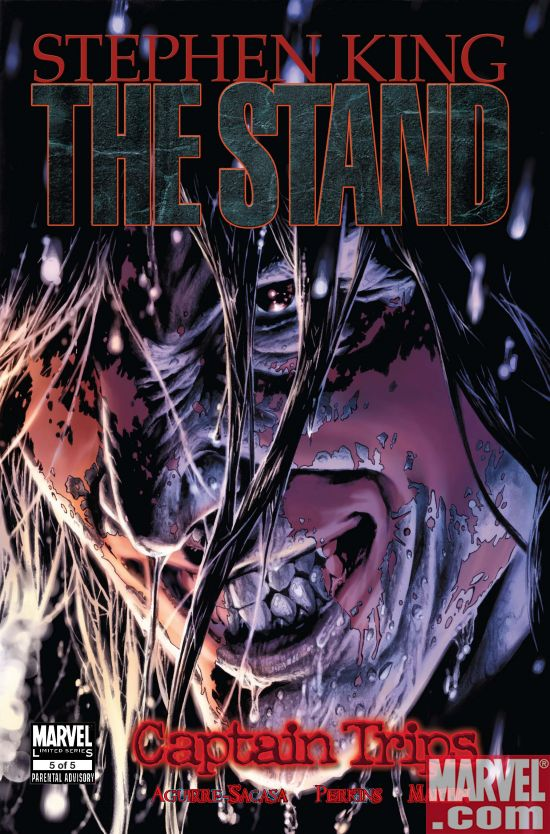 TheStand_CaptainTrips_05_Cover The Stand Captain Trips #5 Preview