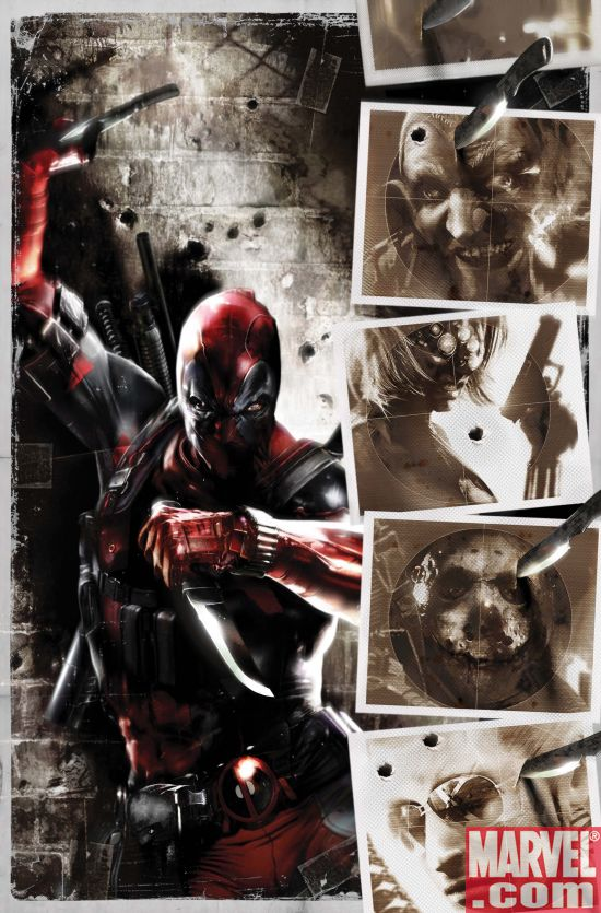 Thunderbolts_130_Cover Deadpool and Thunderbolts Collide in Magnum Opus Crossover