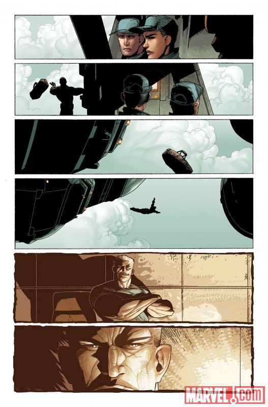 Thunderbolts_144_Preview2 First Look At THUNDERBOLTS #144