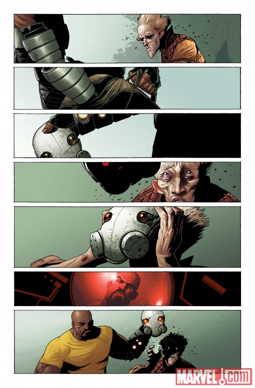 Thunderbolts_144_Preview6 First Look At THUNDERBOLTS #144