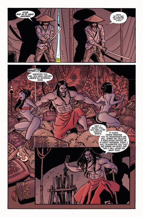 TombOfDracula_ThroneOfBlood_Preview2 First Look at TOMB OF DRACULA PRESENTS: THRONE OF BLOOD #1