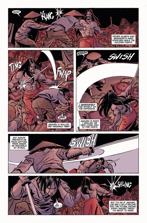 TombOfDracula_ThroneOfBlood_Preview3 First Look at TOMB OF DRACULA PRESENTS: THRONE OF BLOOD #1
