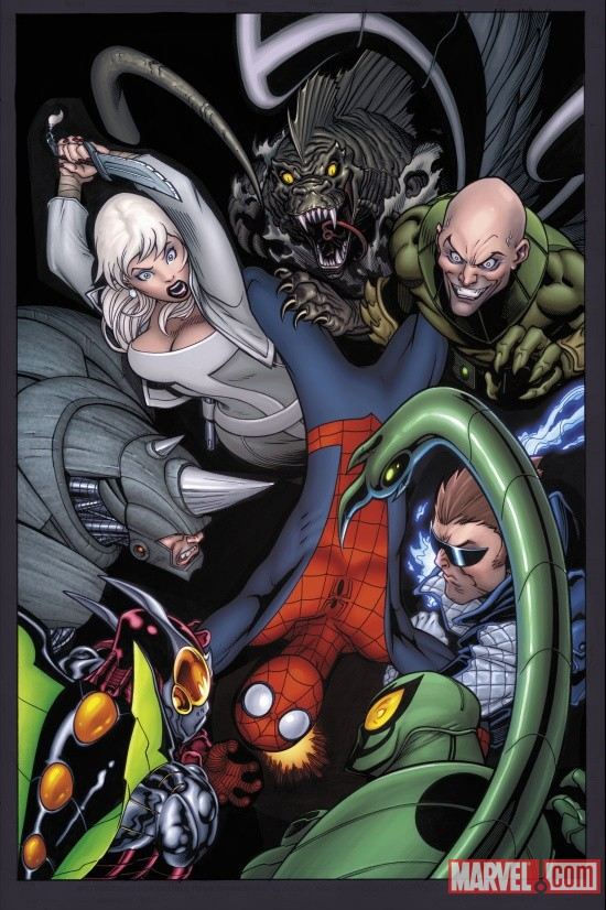 UCSPIDERMAN_153_COVER New Look At DEATH OF SPIDER-MAN